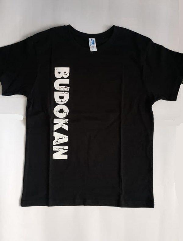 Футболка Budokan Чорна