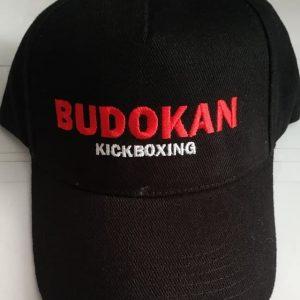 Кепка Будокан Чорна