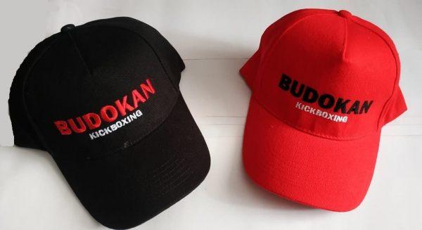 Кепка Будокан Червона
