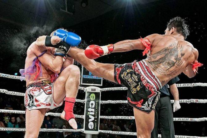 Кікбоксинг – вид єдиноборства і бойового мистецтва