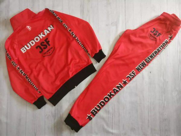 Спортивний костюм Червоний