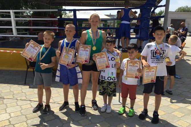 Всеукраїнський турнір з боксу серед дітей та юнацтва 02-04 липня 2021 року м. Світловодськ